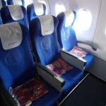 MU:中国東方航空【A319エコノミークラス】MU518:福岡(FUK)-上海/浦東(PVG)