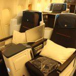 KL:KLMオランダ航空【B744ビジネスクラス】KL856:ソウル/仁川(ICN)-アムステルダム(AMS)<前編>
