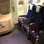 KL:KLMオランダ航空【B744ビジネスクラス】KL856:ソウル/仁川(ICN)-アムステルダム(AMS)<後編>