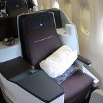 KL:KLMオランダ航空【B744ビジネスクラス】KL863:アムステルダム(AMS)-東京/成田(NRT)