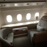 エールフランスの『トリックルート』で【A380と77Wのファーストクラス】を乗り比べする旅、帰国はエティハドの【アパートメント】で