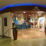 アムステルダム/スキポール国際空港【KLMクラウンラウンジ】