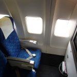 KE:大韓航空【B739エコノミークラス】KE1404:釜山(PUS)-ソウル/仁川(ICN)