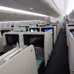KE:大韓航空【B773ERビジネスクラス】KE628:ジャカルタ/スカルノ・ハッタ(CGK)-ソウル/仁川(ICN)<後編>