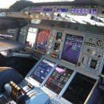 EK:エミレーツ航空【A380ファーストクラス】EK204:ニューヨーク/ジョン・F・ケネディー(JFK)-ドバイ(DXB)<コックピット編>