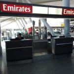 EK:エミレーツ航空【A380ファーストクラス】EK204:ニューヨーク/ジョン・F・ケネディー(JFK)-ドバイ(DXB)<チェックイン編>