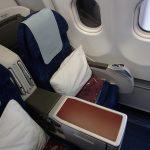 MU:中国東方航空【A332ビジネスクラス】MU231:上海/浦東(PVG)-コロンボ(CMB)