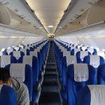 MU:中国東方航空【A320ビジネスクラス】MU517:上海/浦東(PVG)-福岡(FUK)
