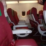UO:香港エクスプレス航空【A320スタンダードシート】UO1559:ダナン(DAD)-香港(HKG)
