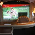 EK:エミレーツ航空【A380ファーストクラス】EK841:ドバイ(DXB)-ドーハ(DOH)