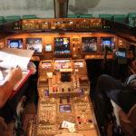 EK:エミレーツ航空【B773ERファーストクラス】EK319:東京/成田(NRT)-ドバイ(DXB)<後編>