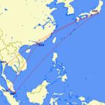 マプト発券【oneworld世界一周航空券(RTW)ファーストクラス4大陸】~ Phase 2