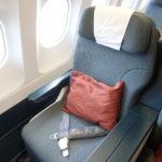 CX:キャセイ・パシフィック航空【A333(33P)ビジネスクラス】CX722:KUL(クアラルンプール)-HKG(香港)