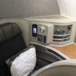 "AA:アメリカン航空【A321T ""Flagship® First Transcontinental""】AA18(JL7544):サンフランシスコ(SFO)-ニューヨーク/ジョン・F・ケネディ(JFK)"