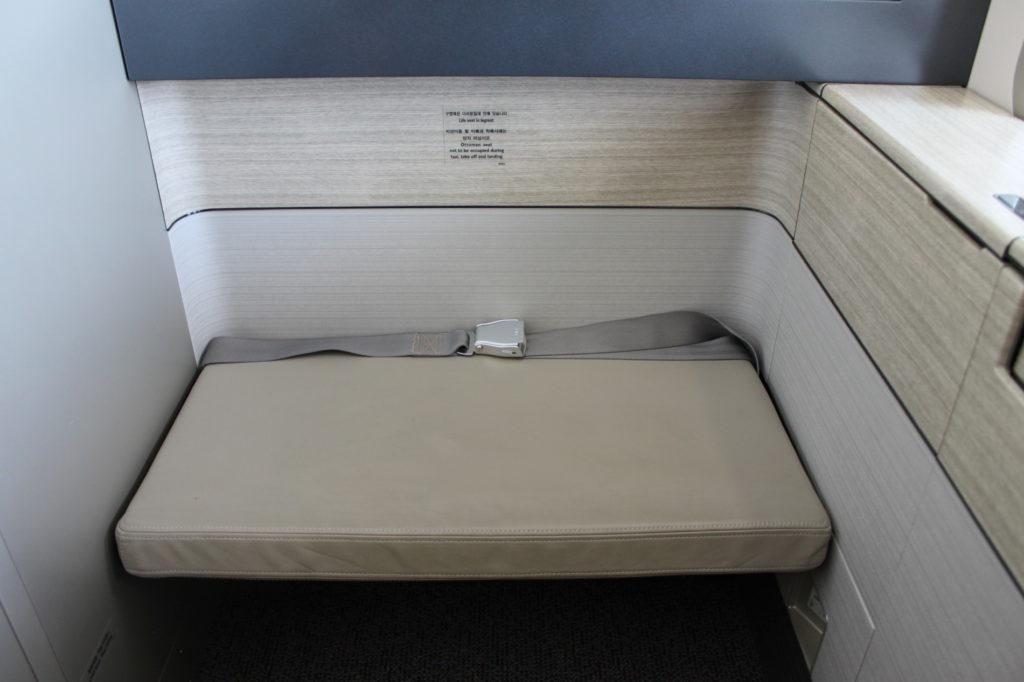 アシアナ航空A380ファーストクラス