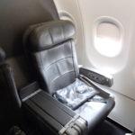 AA:アメリカン航空【A321S米国内ファーストクラス】AA394(JL7543):ダラス・フォートワース(DFW)-サンフランシスコ(SFO)