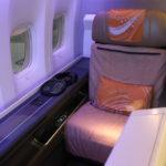 中国キャリアのファーストにだって乗りますよ!【中国国際航空77Wファーストクラス】CA984:ロサンゼルス(LAX)-北京(PEK)