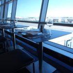 ニューヨーク/ジョン・F・ケネディ国際空港【アメリカン航空フラッグシップファーストダイニング】