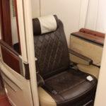 SQスイートでサプライズ!【シンガポール航空A380『スイート』】SQ833:上海/浦東(PVG)-シンガポール(SIN)