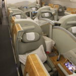 エミレーツ【A380プライベートスイート】ファーストクラスは自分だけ! EK316:ドバイ(DXB)-関空(KIX)