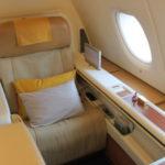 タイ国際航空の機内食事前予約【A380ファーストクラス】TG676:バンコク(BKK)-成田(NRT)