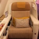 タイ国際航空【A380ファーストクラス】TG677:成田(NRT)-バンコク(BKK)
