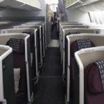 【JAL 777(W61)『SS2』ビジネスクラス】JL38:シンガポール(SIN)-東京/羽田(HND)