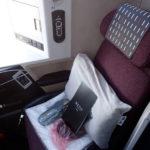 【JAL 777(W61)『SS2』ビジネスクラス】JL31:東京/羽田(HND)-バンコク(BKK)