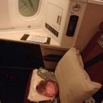 【JAL B789(E91)『SS9Ⅱ』ビジネスクラス】JL724:クアラルンプール(KUL)-東京/成田(NRT)