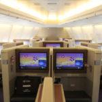 【1A】は『ジャンボ』でこそ、その真価を発揮する!~タイ国際航空【B744ファーストクラス】TG660:バンコク(BKK)-東京/羽田(HND)