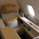 乗り比べ先攻は『A380』!~タイ国際航空【A380ファーストクラス】TG921:フランクフルト(FRA)-バンコク(BKK)