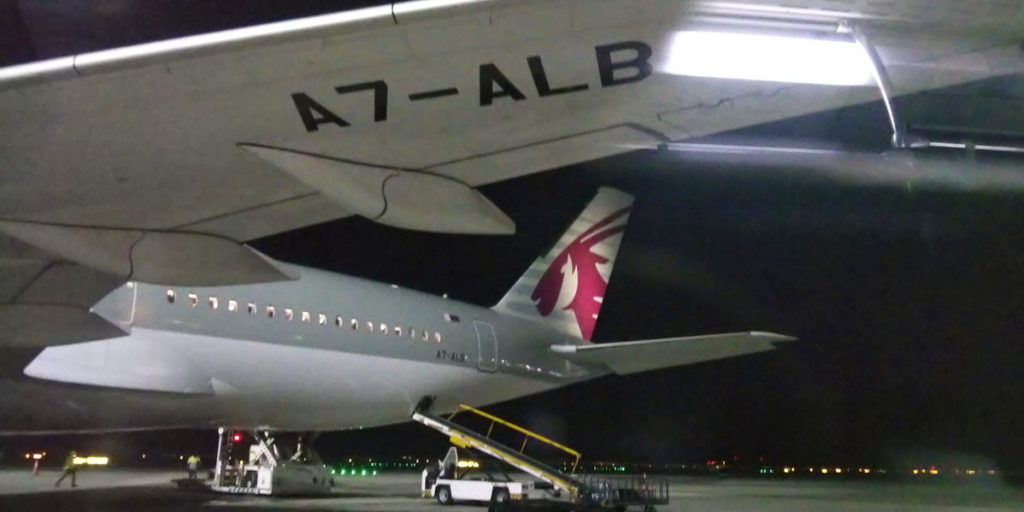 A350-941 / A7-ALB