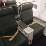 ターキッシュ エアラインズ最新ナローボディ機用ビジネスクラス【A321NEOビジネスクラス】TK1751:イスタンブール(IST)-オスロ(OSL)