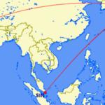 オスロ発券【oneworld世界一周航空券(RTW)ビジネスクラス4大陸】Phase2